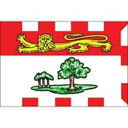 Prince Edward Island 3x5ft Flag