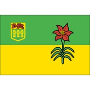 Saskatchewan 3x5ft Flag