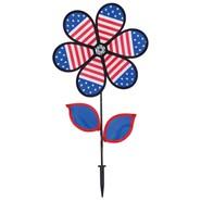Patriotic Flower Spinner