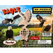 3D Eagle Puzzle