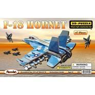 3D F-18 Puzzle