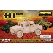 3D Hummer Puzzle