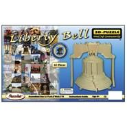 3D Liberty Bell Puzzle