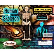 3D Skeleton Puzzle