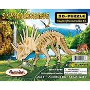 3D Styracosaurus Puzzle