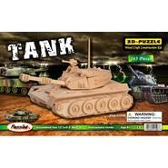 3D Tank Puzzle