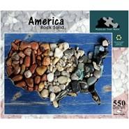 America Rock Solid Puzzle
