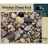 Petoskey Stones Rocks Puzzle