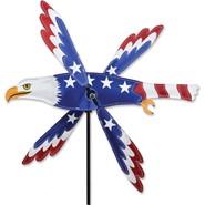 Patriotic Eagle 18in