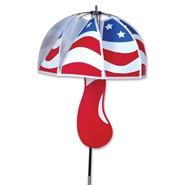 Patriotic Mushroom Spinner