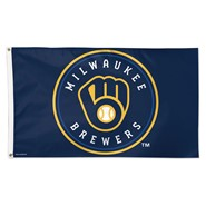Milwaukee Brewers 2020 3x5ft Flag