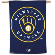 "Milwaukee Brewers 2020 28""x40"" Banner"
