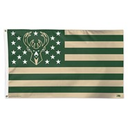 Milwaukee Bucks Nation 3x5ft Flag