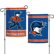 "UW-Platteville 2-Sided 12.5""x18"" Garden Flag"