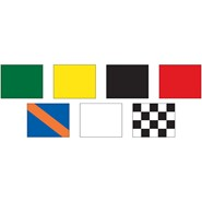 Racing Flag Set 24x30in