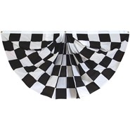 3x6ft Racing Checkered Bunting