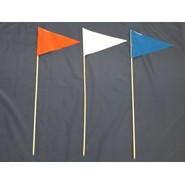 Red White and Blue Pennant Set