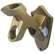 1in Gold Two Position Bracket