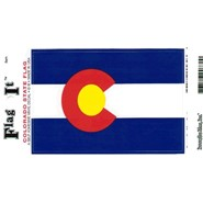 Colorado Decal 3.5x5in