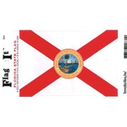 Florida Decal 3.5x5in