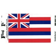 Hawaii Decal 3.5x5in