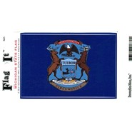Michigan Decal 3.5x5in