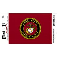 Marine Decal 3.5x5in