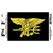 Navy Seals Decal 3.5x5in