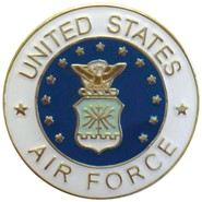 Air Force Lapel Pin 2
