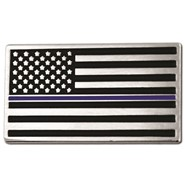 Thin Blue Line U.S. Pin