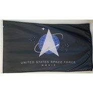 Space Force Nylon Flag