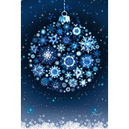 Twilight Ornament 28x40in House Flag