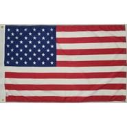 2.5x4ft Nylon Printed U.S. Flag