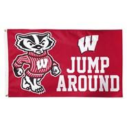 UW Jump Around 3x5ft Flag