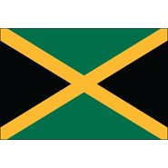 Jamacia Nylon Flag