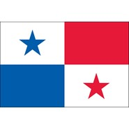 Panama Nylon Flag