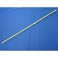 Wood Flagpole 6ftx1in