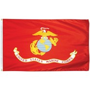 Marine Light Weight Polyester Flag