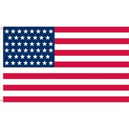U.S. 46 Star Historical Flag