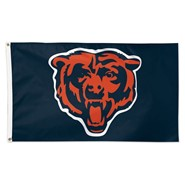 Chicago Bears (Bear Head) 3x5ft Flag