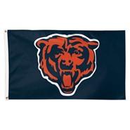 Chicago Bears (Bear Head) 3x5ft Flag