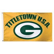 Green Bay Packers (TitleTown) 3x5ft Flag