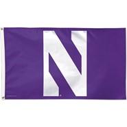 Northwestern 3x5ft Flag