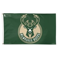 Milwaukee Bucks 3x5ft Flag