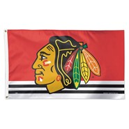 Chicago Blackhawks 3x5ft Flag