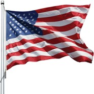 20x30in U.S. Flag