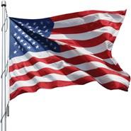 30x60ft U.S. Flag