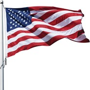 3x5ft U.S. Polyester Flag